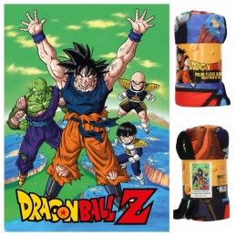 DRAGON BALL Z NAMEK POLAR BLANKET COPERTA PLAID 100 X 150CM SD TOYS