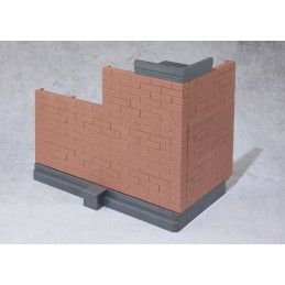TAMASHII OPTION BRICK WALL BROWN VERSION FIGUARTS BANDAI