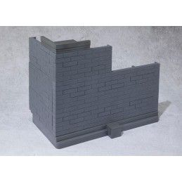 TAMASHII OPTION BRICK WALL GRAY VERSION FIGUARTS BANDAI