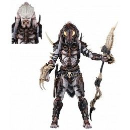 PREDATOR ULTIMATE ALPHA PREDATOR 100TH EDITION ACTION FIGURE NECA