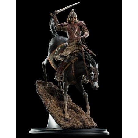THE HOBBIT EOMER ON FIREFOOT 1/6 57CM RESIN STATUE FIGURE