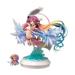 NO GAME NO LIFE ZERO JIBRIL: LITTLE FLUGEL VER. 1/7 25CM STATUE FIGURE PHAT!