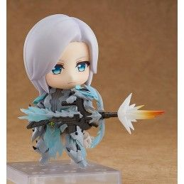 GOOD SMILE COMPANY MONSTER HUNTER WORLD FEMALE HUNTER XENOJIVA BETA ARMOR DX NENDOROID ACTION FIGURE