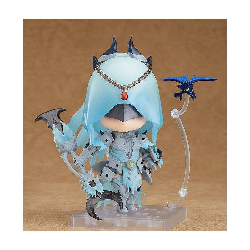 GOOD SMILE COMPANY MONSTER HUNTER WORLD FEMALE HUNTER XENOJIVA BETA ARMOR NENDOROID ACTION FIGURE