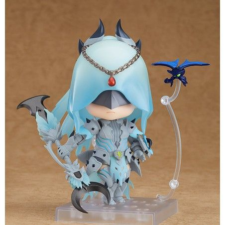 MONSTER HUNTER WORLD FEMALE HUNTER XENOJIVA BETA ARMOR NENDOROID ACTION FIGURE