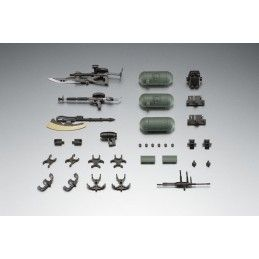 BANDAI THE ROBOT SPIRITS ZEON FORCE WEAPON SET A.N.I.M.E.