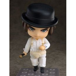 GOOD SMILE COMPANY CLOCKWORK ORANGE ARANCIA MECCANICA - ALEX DELARGE NENDOROID ACTION FIGURE