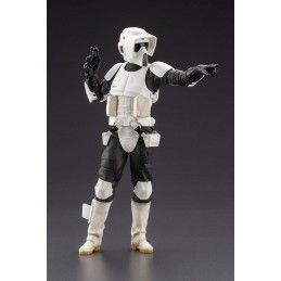 KOTOBUKIYA STAR WARS EPISODE VI SCOUT TROOPER 1/10 ARTFX+ STATUE 18CM FIGURE