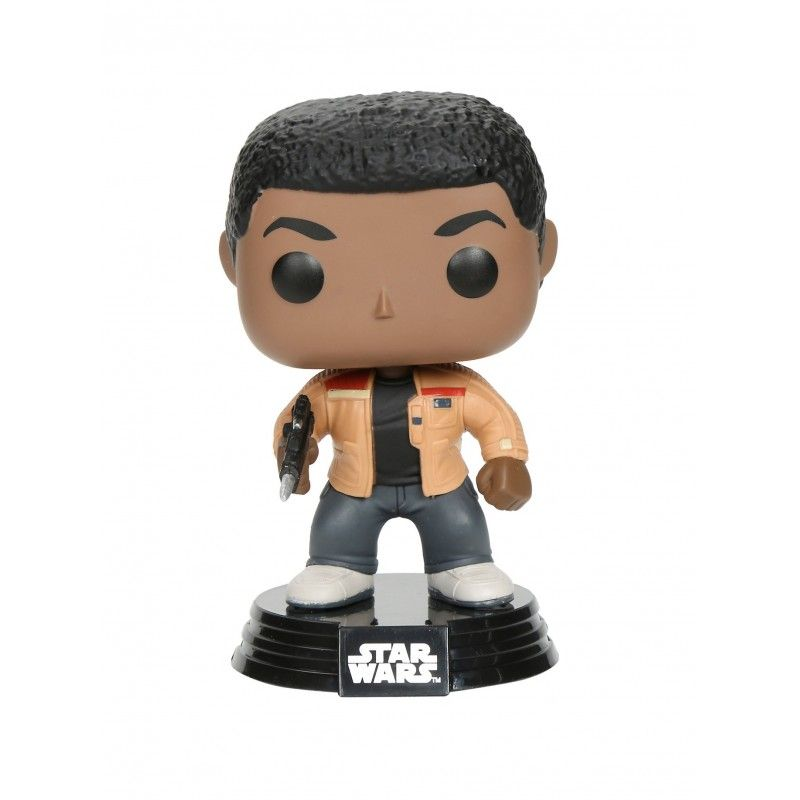 FUNKO FUNKO POP STAR WARS - FINN BOBBLE HEAD KNOCKER FIGURE