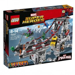 LEGO SUPER HEROES SPIDERMAN...