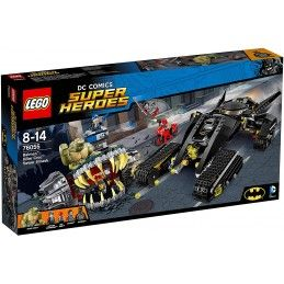 LEGO SUPER HEROES BATMAN KILLER CROC SEWER SMASH 76055