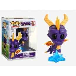 FUNKO FUNKO POP! SPYRO BOBBLE HEAD KNOCKER FIGURE