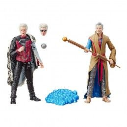 MARVEL LEGENDS - GRANDMASTER AND THE COLLECTOR SDCC 2019 EXCLUSIVE SET ACTION FIGURE HASBRO