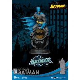 BEAST KINGDOM D-STAGE DC COMICS BATMAN STATUE DIORAMA
