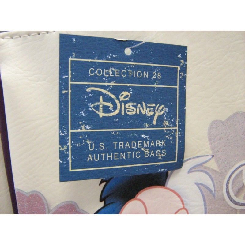 DISNEY CRUDELIA DEMON LARGE SHOPPING BAG BORSA GRANDE