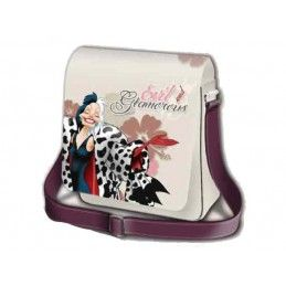 DISNEY CRUDELIA DEMON SMALL MAILBAG BORSA A TRACOLLA PICCOLA