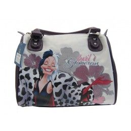 DISNEY CRUDELIA DEMON BOX SHOPPING BAG BORSA A BAULETTO