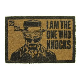 BREAKING BAD ZERBINO TAPPETINO WALTER WHITE DOORMAT 50X70cm