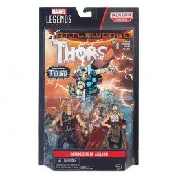 MARVEL LEGENDS SECRET WARS - ODINSON + THOR ACTION FIGURE HASBRO