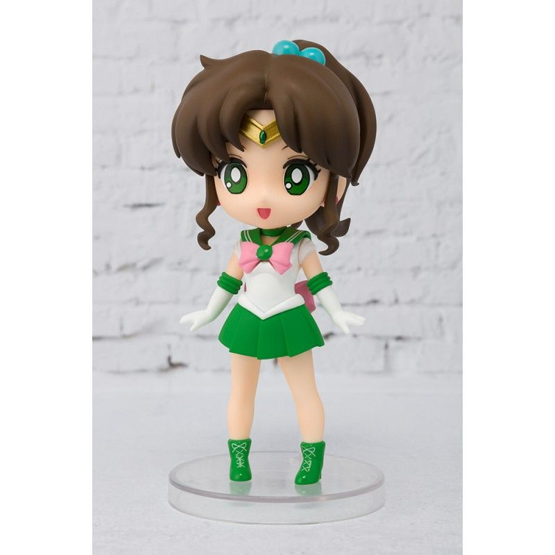 SAILOR MOON - SAILOR JUPITER MINI FIGUARTS ACTION FIGURE BANDAI