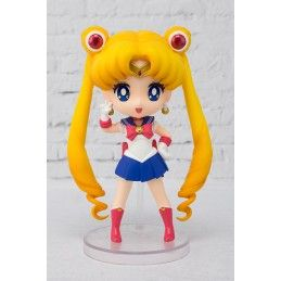 SAILOR MOON - SAILOR MOON MINI FIGUARTS ACTION FIGURE BANDAI
