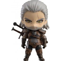 GOOD SMILE COMPANY THE WITCHER 3 WILD HUNT - GERALT NENDOROID ACTION FIGURE