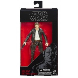STAR WARS THE BLACK SERIES - HAN SOLO ACTION FIGURE HASBRO
