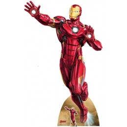 AVENGERS IRON MAN TAKE-OFF LIFESIZED 200 CM CUTOUT SAGOMATO STAR