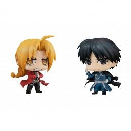 MEGAHOUSE FULLMETAL ALCHEMIST - EDWARD AND ROY SET MINI FIGURE
