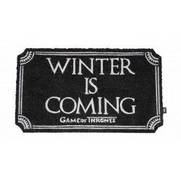 SD TOYS GAME OF THRONES WINTER IS COMING ZERBINO 43X73CM TAPPETINO