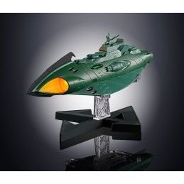 BANDAI SOUL OF CHOGOKIN GX-89 GARMILLAS SPACE CRUISER REPLICA ACTION FIGURE