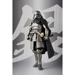 STAR WARS ASHIGARU TAISHO CAPTAIN PHASMA SAMURAI MEISHO ACTION FIGURE BANDAI
