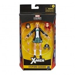 MARVEL LEGENDS - X-MEN STEPFORD CUCKOOS ACTION FIGURE HASBRO