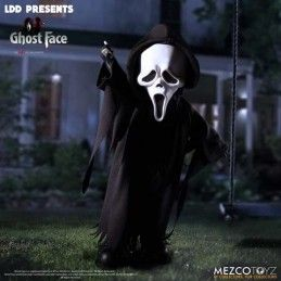 LIVING DEAD DOLLS LDD SCREAM GHOST FACE 25CM ACTION FIGURE MEZCO TOYS
