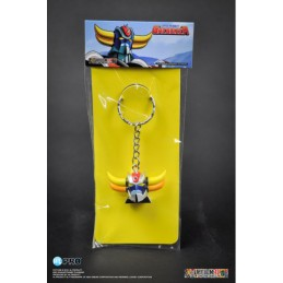 HIGH DREAM copy of GRENDIZER RUBBER KEYRING SET DI PORTACHIAVI IN GOMMA UFO ROBOT GOLDRAKE
