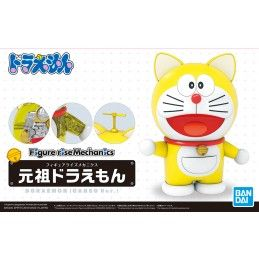 DORAEMON RISE MECHANICS - DORAEMON GANSO VER MODEL KIT ACTION FIGURE BANDAI