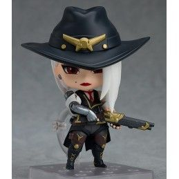 OVERWATCH ASHE CLASSIC SKIN NENDOROID ACTION FIGURE 10 CM GOOD SMILE COMPANY