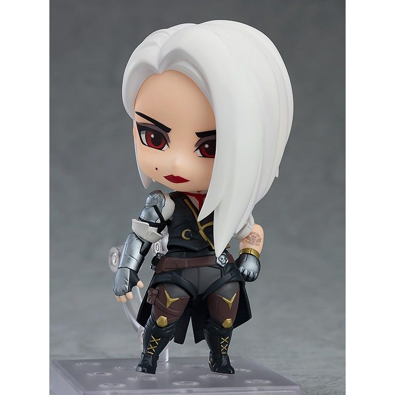 GOOD SMILE COMPANY OVERWATCH ASHE CLASSIC SKIN NENDOROID ACTION FIGURE 10 CM