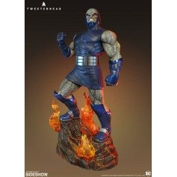 DC COMICS SUPER POWERS COLLECTION MAQUETTE DARKSEID MAQUETTE RESIN STATUE 53 CM FIGURE TWEETERHEAD