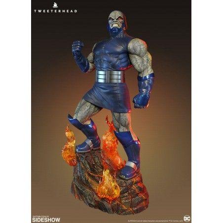 DC COMICS SUPER POWERS COLLECTION MAQUETTE DARKSEID MAQUETTE RESIN STATUE 53 CM FIGURE