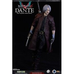 DEVIL MAY CRY 5 - DANTE 1/6 30 CM ACTION FIGURE ASMUS TOYS
