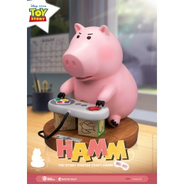BEAST KINGDOM TOY STORY - MASTER CRAFT MR HAMM 28 CM RESINA STATUE FIGURE