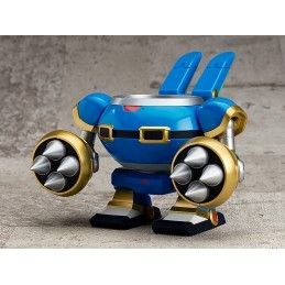 MEGAMAN RABBIT RIDE ARMOR NENDOROID MORE ACTION FIGURE CAPCOM