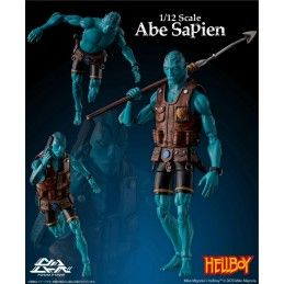 HELLBOY 1/12 - ABE SAPIEN 20CM ACTION FIGURE 1000TOYS