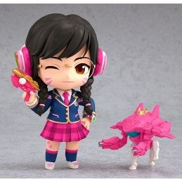 GOOD SMILE COMPANY OVERWATCH D.VA ACADEMY SKIN EDITION NENDOROID ACTION FIGURE