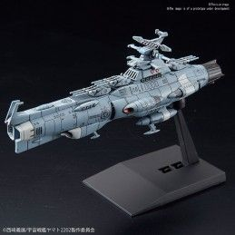 BANDAI YAMATO MECHA COLLECTION DREADNOUGHT MODEL KIT FIGURE