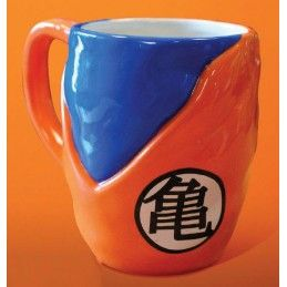 DRAGON BALL GOKU GI 3D MUG TAZZA IN CERAMICA GB EYE