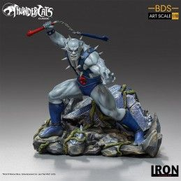 THUNDERCATS - PANTHRO BDS ART SCALE 1/10 STATUE FIGURE IRON STUDIOS