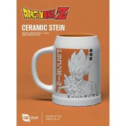 DRAGON BALL CERAMIC BEER...
