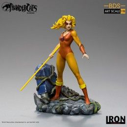 IRON STUDIOS THUNDERCATS - CHEETARA BDS ART SCALE 1/10 20 CM STATUE FIGURE